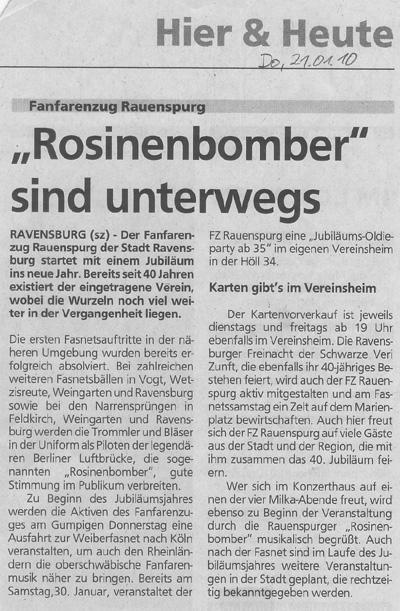 Fanfarenzug Rauenspurg e.V.